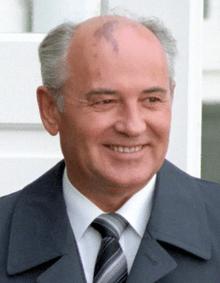 Image result for Mikhail Gorbachev