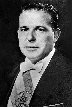 Português: João Goulart, 24º presidente do Brasil.