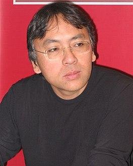 كازوو إيشيغيرو في كراكوف (بولندا)، 29 أكتوبر 2005