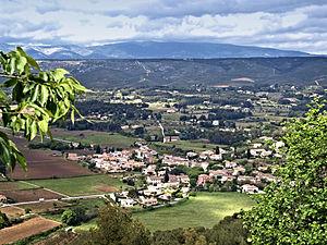 Le Castellet (Var - France) - Le Brulat