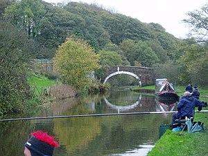 Leeds-Liverpool canal.