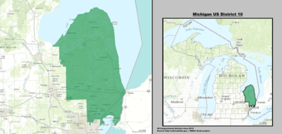 Michigan US Congressional District 10 (since 2013).tif