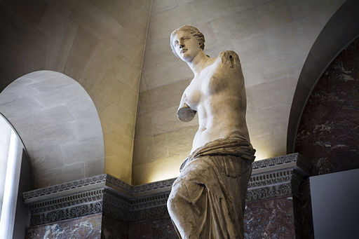 Paris - The Venus de Milo - 2381