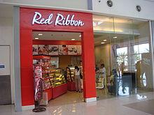 red ribbon bakeshop # 21