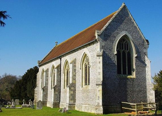 St. Nicholas' Church, Cholderton, Wiltshire