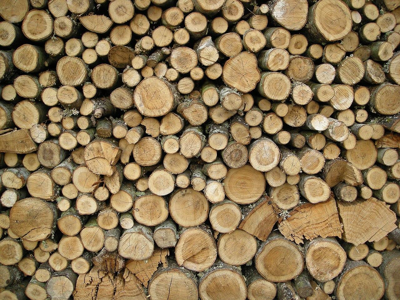 wood...