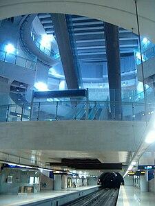 Ameixoeira Metropolitana Di Lisbona Wikipedia