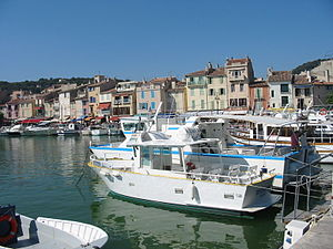 Cassis France3