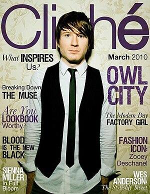 cover of Cliché Magazine issue 09