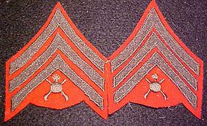 Gunnery Sergeant 1904