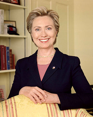 Hillary Rodham Clinton (Wellesley College)