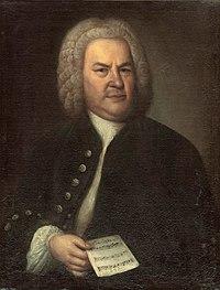 Johann Sebastian Bach aka Johseb for his admirers ;)