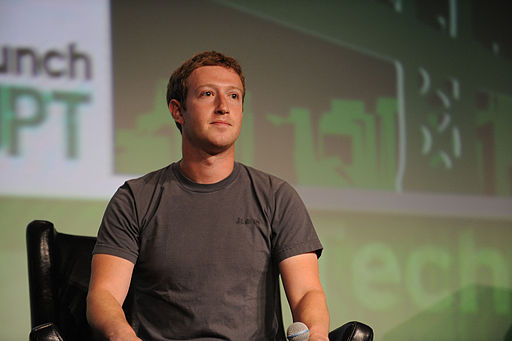 Mark Zuckerberg TechCrunch 2012