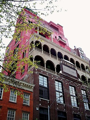 English: Palazzo Chupi in New York City