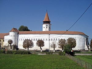 Prejmer (Tartlau), Romania