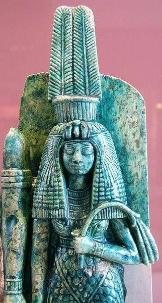 نتيجة بحث الصور عن تي (1398-1338 ق.م) زوجة ملك وام ملك
