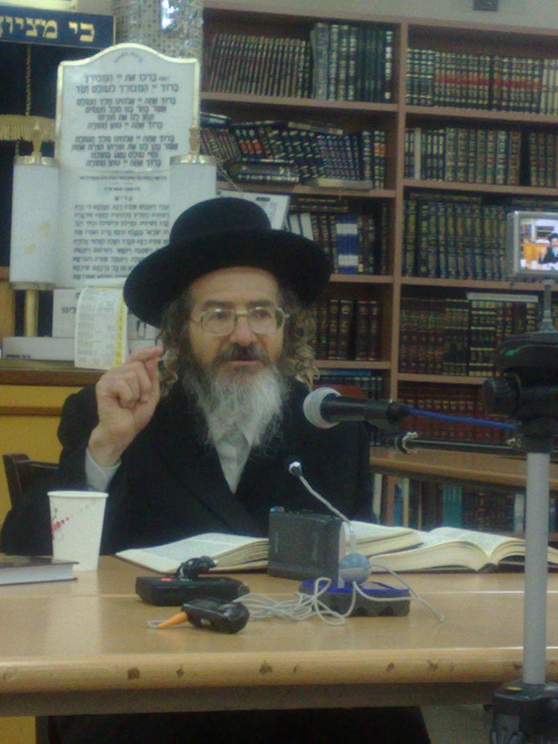 הרב ישראל מאיר ברנר