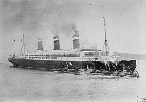 SS Leviathan, ocean liner
