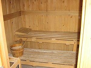 Sauna in Pančevo, Serbia