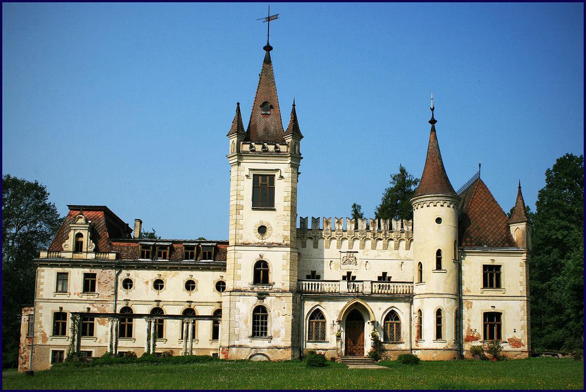 Stāmeriena Palace Wikipedia