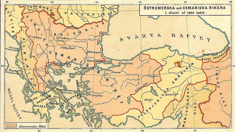 File:Östromerska och osmanska rikena slutet av 1300talet.jpg