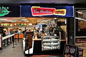 Tim Hortons Coffee & Bake Shop