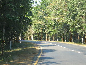 National Highway 43 (India) between Bastar & K...