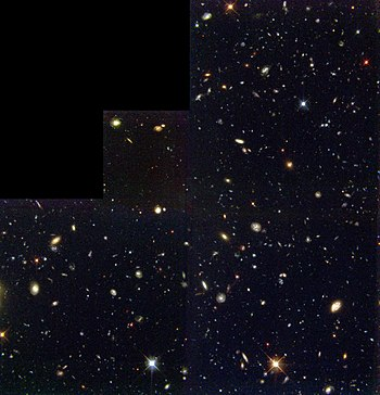The Hubble Deep Field South looks very similar...