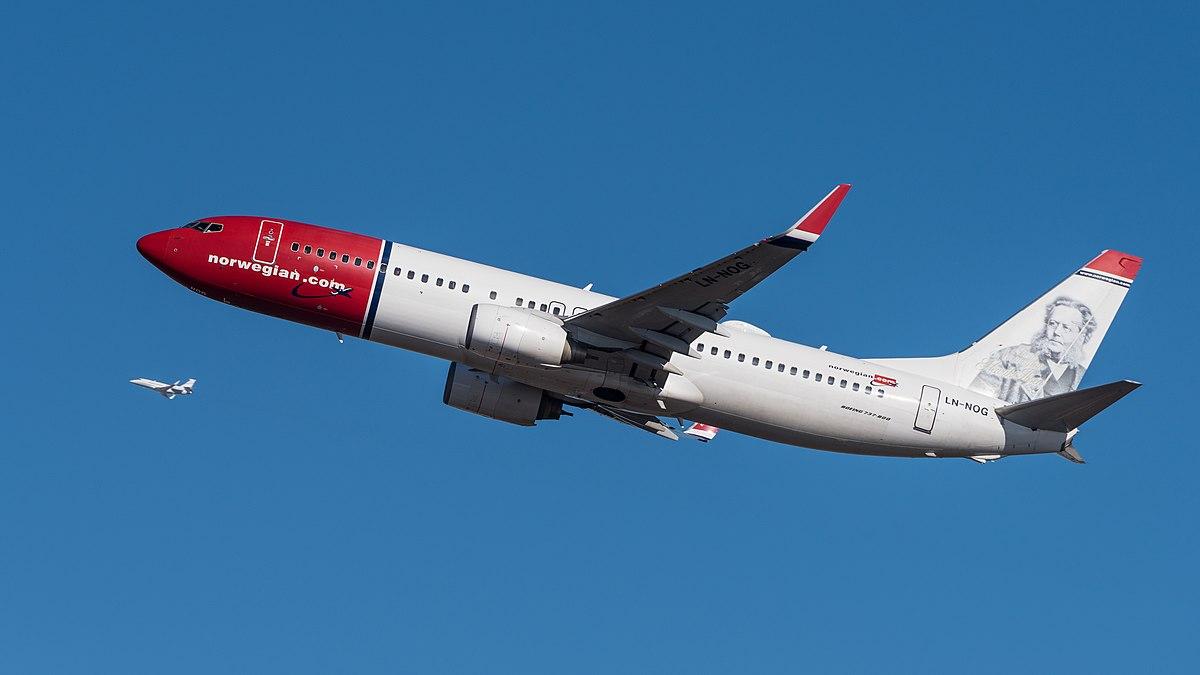 Norwegian Air Shuttle Wikipedie