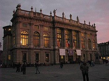 Palazzo Madama, Torino, Italy