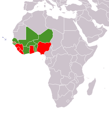 UEMOA WAMZ ECOWAS only