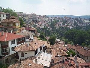 English: Veliko Tarnovo
