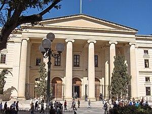 Courthouse, Valletta, Malta