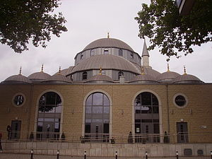 Merkez Mosque, Duisburg