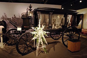 Funeral carriage, Museum of Funeral Customs