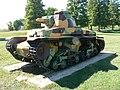 Panzer 35(t) в Воєнному музеї на Абердинському полігоні