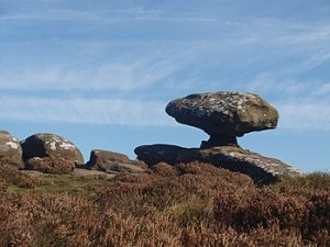 English: Millstone grit