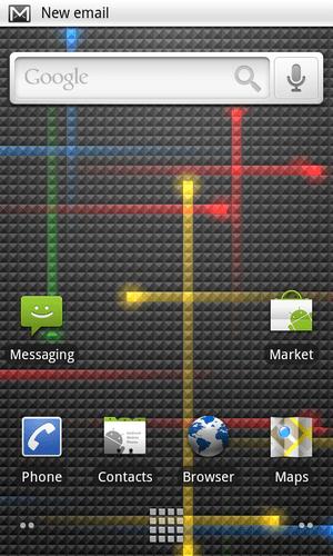 Android 2.1 OS on Google Nexus One