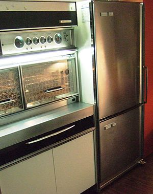 English: 1963 Frigidaire Imperial Frost Proof ...