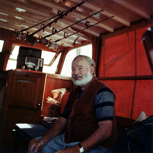 an analysis of the male characters in the works by ernest hemingway Was hemingway gay and now ernest hemingway is gay the authors seem to rely on some fairly arcane stuff in their analysis.