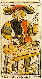 The Magician Tarot card and dreams about children