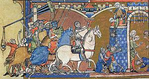 Joab pursues Sheba to the city of Abel.