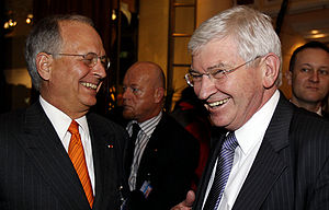 45th Munich Security Conference 2009: Ambassad...
