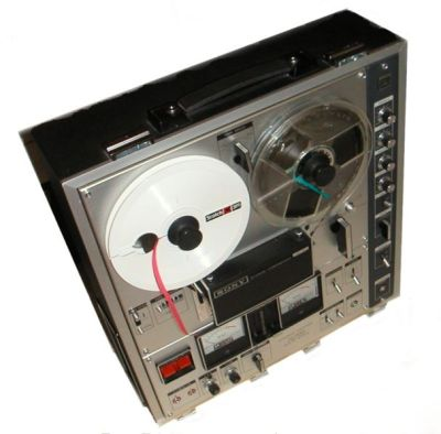 Reel to reel example