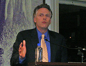 Terry McAuliffe by David Shankbone, New York City