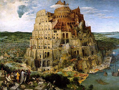 Has the blogosphere become the 21st Century Tower of Babel?