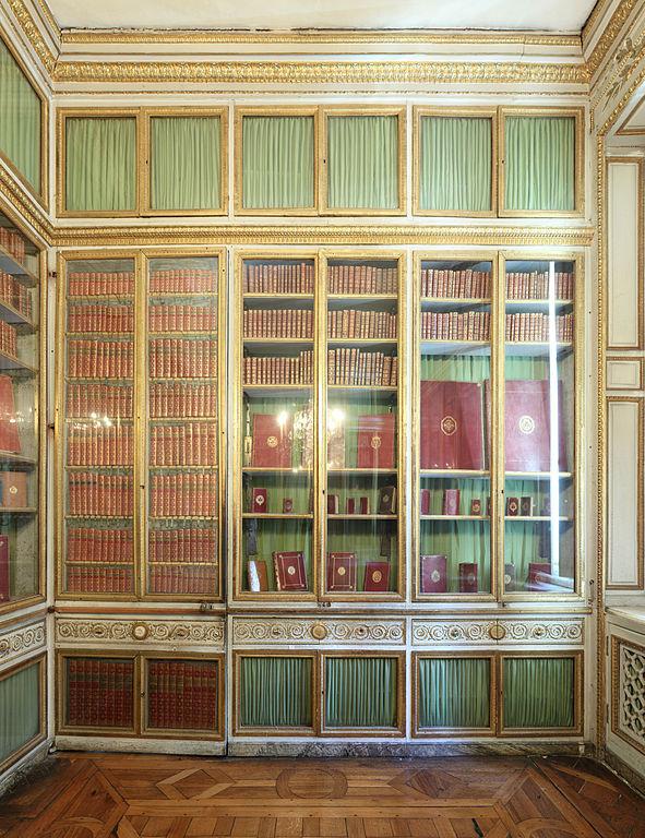 FileChteau De Versailles Petit Appartement De La Reine