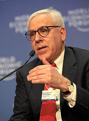 David M. Rubenstein, Co-Founder and Managing D...
