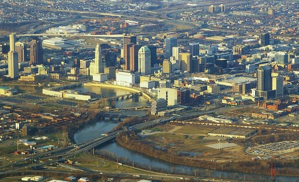 Downtown Columbus OH