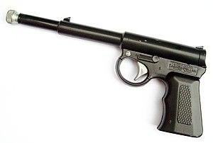 Image result for gat gun